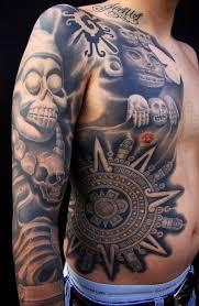 Aztec Tattoos 31