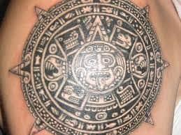 Aztec Tattoos 36
