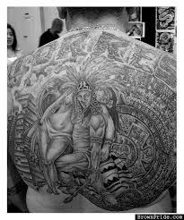 Aztec Tattoos 37