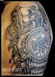 Aztec Tattoos 48