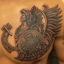Aztec Tattoos 6