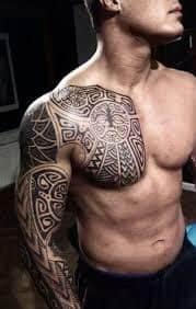 Aztec Tattoos 8