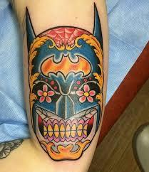 Batman Tattoos 11