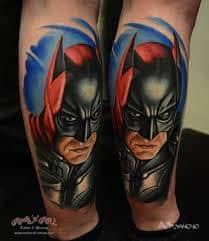 Batman Tattoos 12
