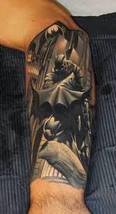 Batman Tattoos 13