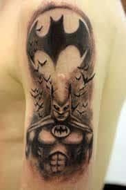 Batman Tattoos 15