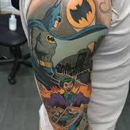 Batman Tattoos 19