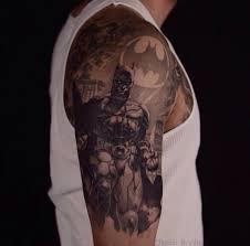 Batman Tattoos 20