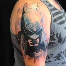 Batman Tattoos 23