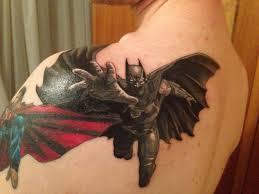 Batman Tattoos 24