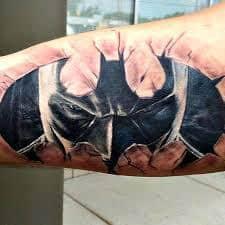 Batman Tattoos 29