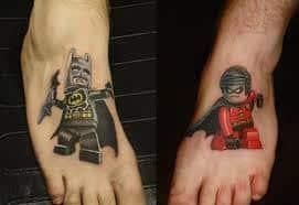 Batman Tattoos 30