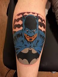 Batman Tattoos 31