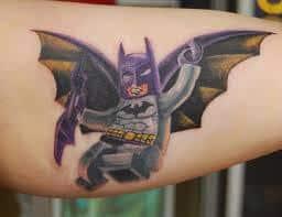 Batman Tattoos 32