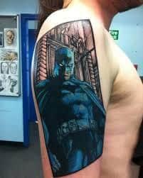 Batman Tattoos 34