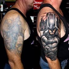 Batman Tattoos 35