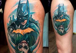 Batman Tattoos 39