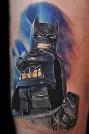 Batman Tattoos 43