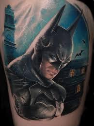 Batman Tattoos 48