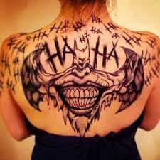 Batman Tattoos 7