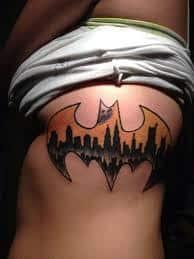 Batman Tattoos 8