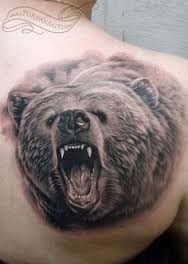 Bear Tattoo 11