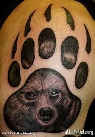 Bear Tattoo 18