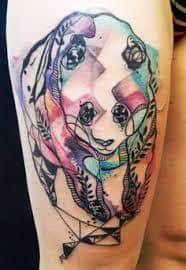 Bear Tattoo 20