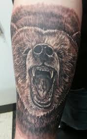Bear Tattoo 29