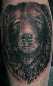 Bear Tattoo 31