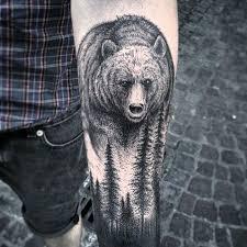 Bear Tattoo 37