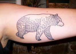 Bear Tattoo 41