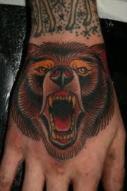 Bear Tattoo 47