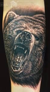 Bear Tattoo 5