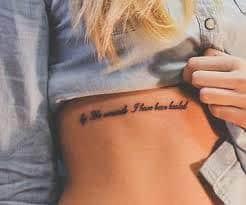 Christian Tattoos 14
