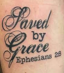 Christian Tattoos 18