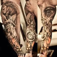 Christian Tattoos 35