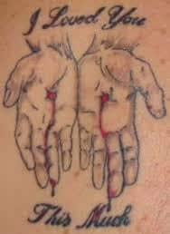 Christian Tattoos 51