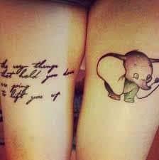 Disney Tattoos 17