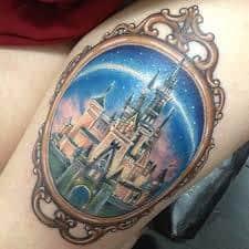 Disney Tattoos 21