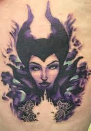 Disney Tattoos 24