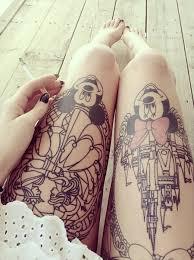 Disney Tattoos 26