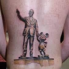 Disney Tattoos 34