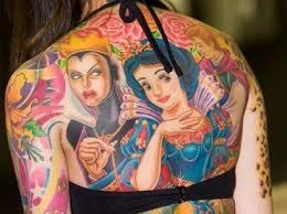 Disney Tattoos 45