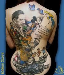 Disney Tattoos 49