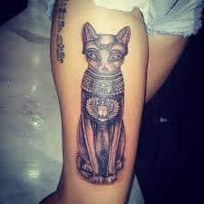 Egyptian Tattoos 11
