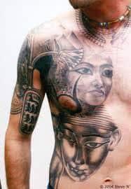 Egyptian Tattoos 34
