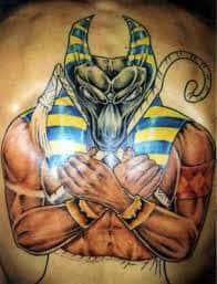 Egyptian Tattoos 37