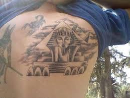 Egyptian Tattoos 39