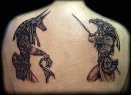 Egyptian Tattoos 44
